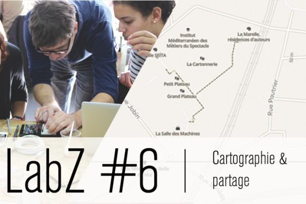 Visuel du LabZ #6 cartographie