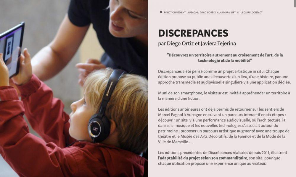 discreapnces